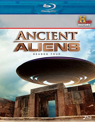 ANCIENT ALIENS:SEASON 4 BY ANCIENT ALIENS (Blu-Ray)